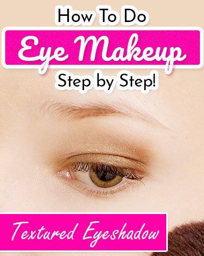 Matte Textured Eyeshadows