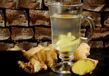 Ginger Root Tea Benefits