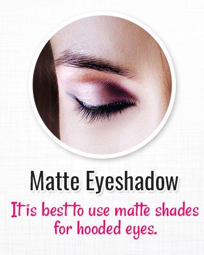 Matte Eyeshadow Colours