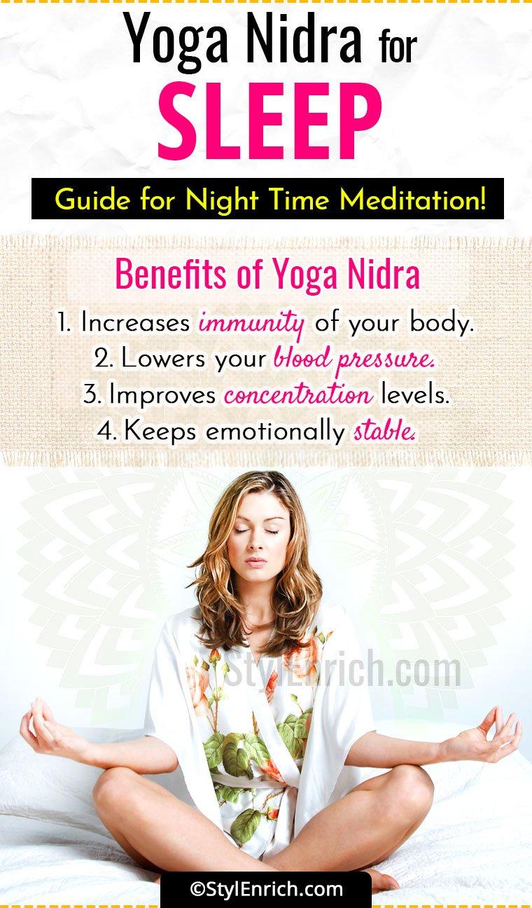 Yoga Nidra for Sleep