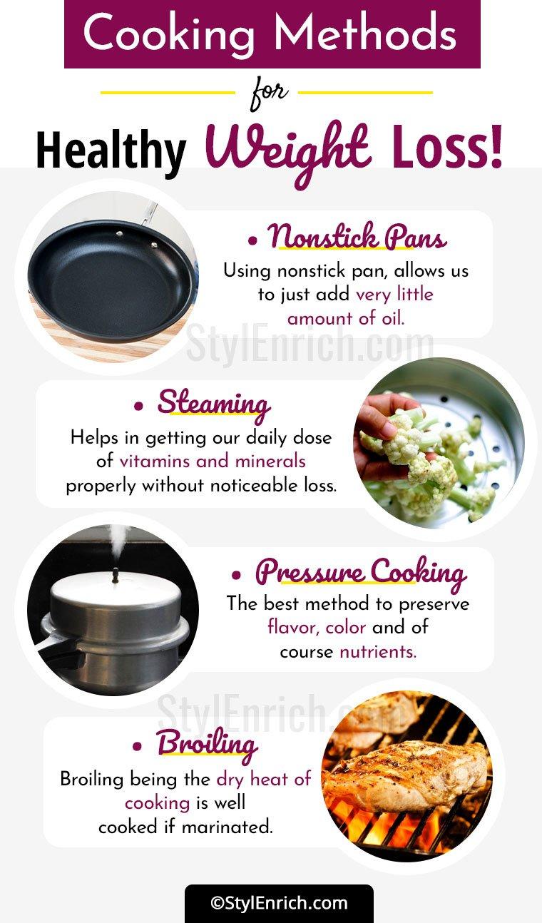 Healthy Cooking Methods