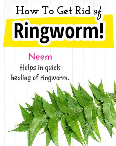 Neem for Ringworm