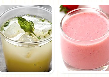 Refreshing and Healthy Drinks for Hot Summers!