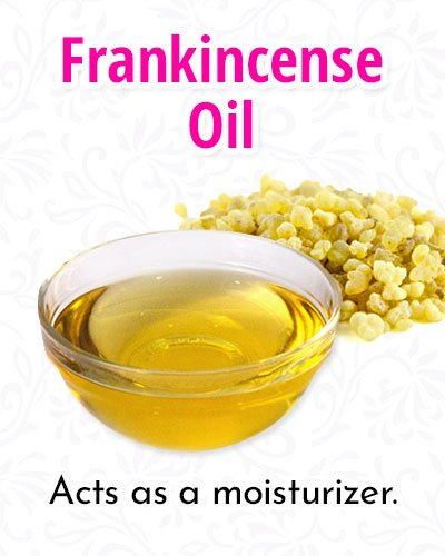 Frankincense Facial Oils Mask Recipe