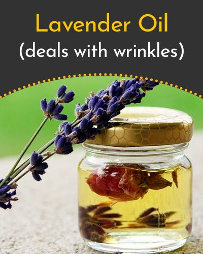 Lavender Essential Oil for Scars