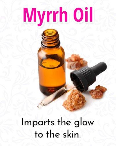 Myrrh Facial Oils Mask Recipe
