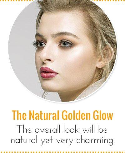 Natural Golden Glow