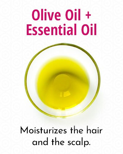 Olive Oil Conditioning Pack