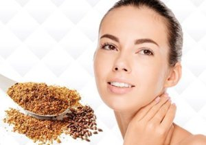 Flaxseeds For Skin