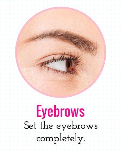 Fuller Type Eyebrows