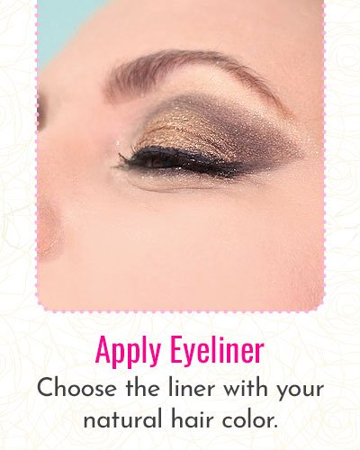 How To Apply Eyeliner?