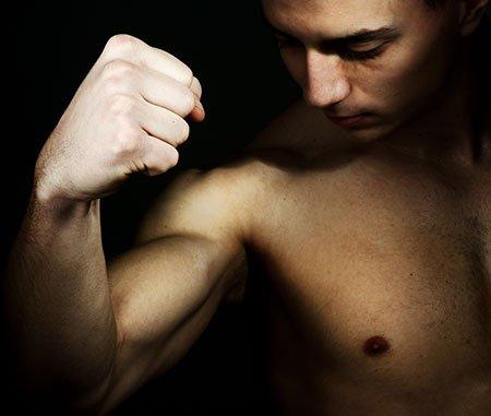 Ashwagandha Helps Boost Testosterone