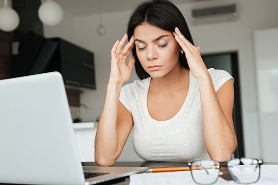 Bhringraj is useful to treat Headache