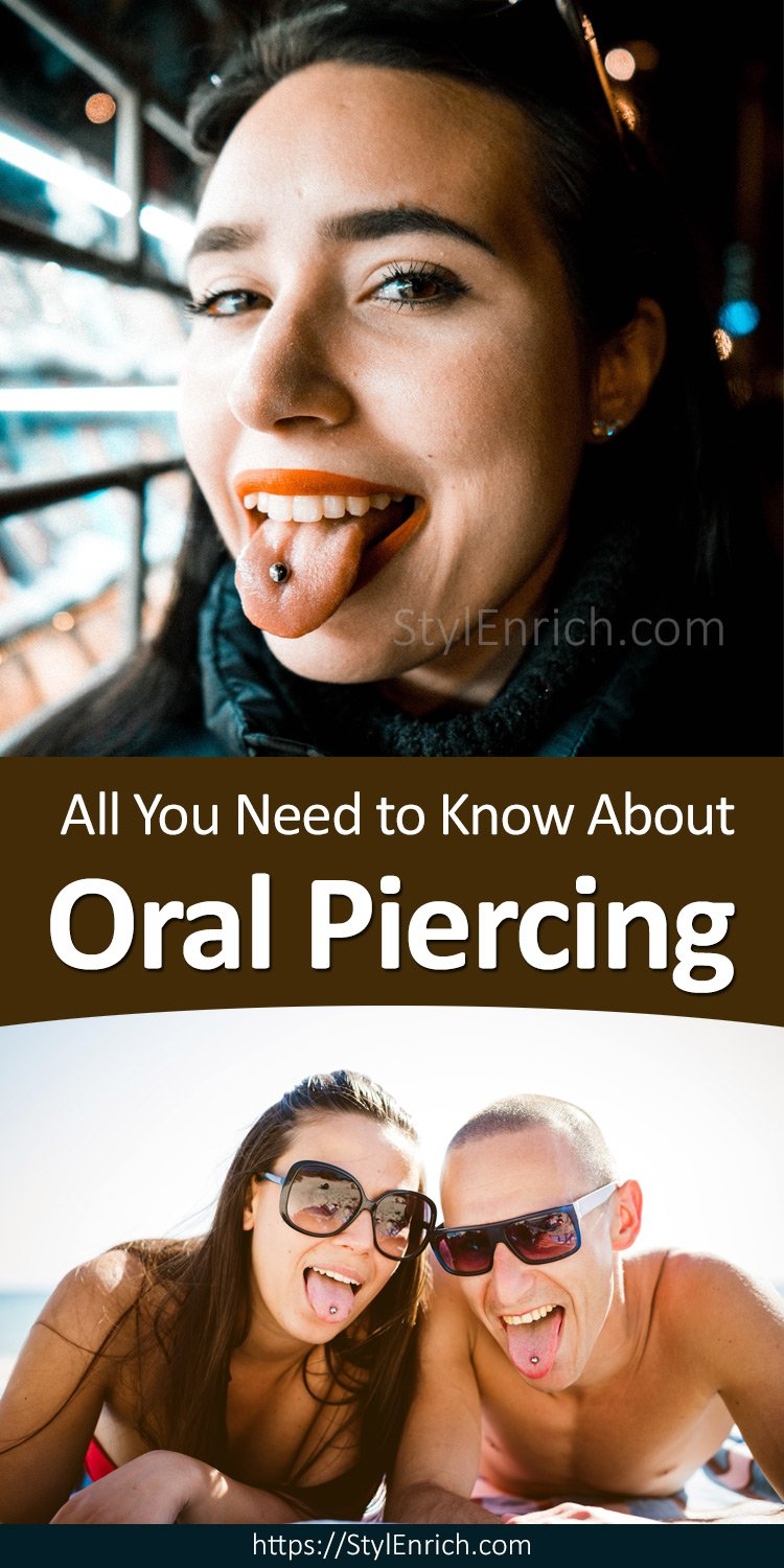 Tongue Piercing Precautions and Side-Effects
