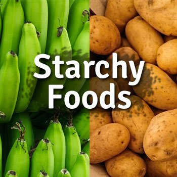 Starchy Foods Importance for Health