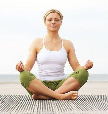 Yoga Poses for Diabetes Patients