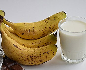 Banana Milk Benefits