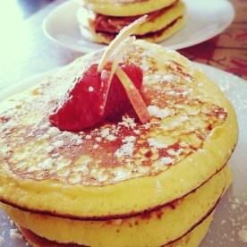 #applepancakes