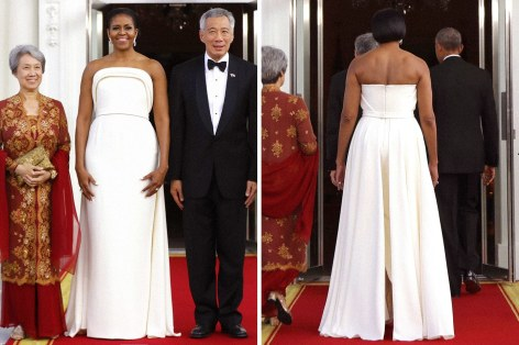 michelle-obama-brandon-maxwell-dress