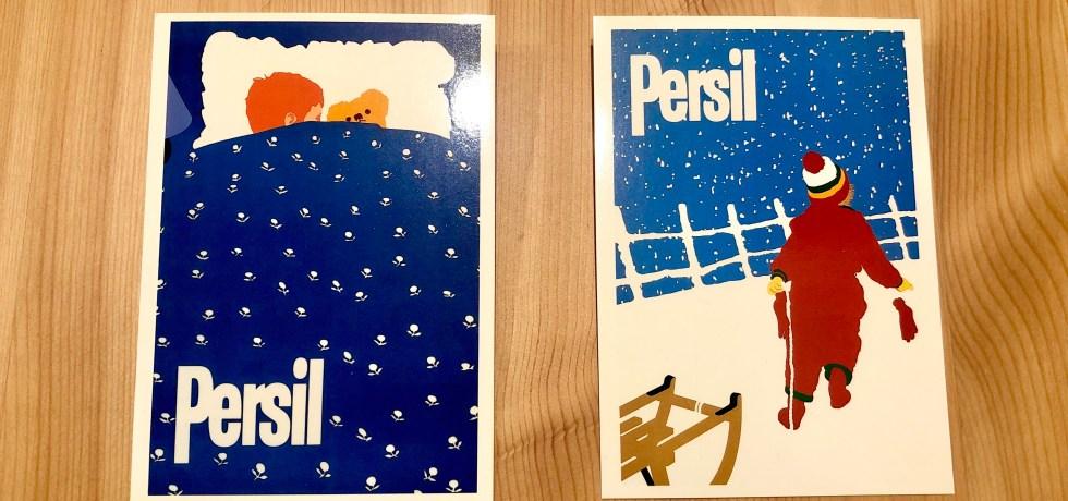 persil towel art
