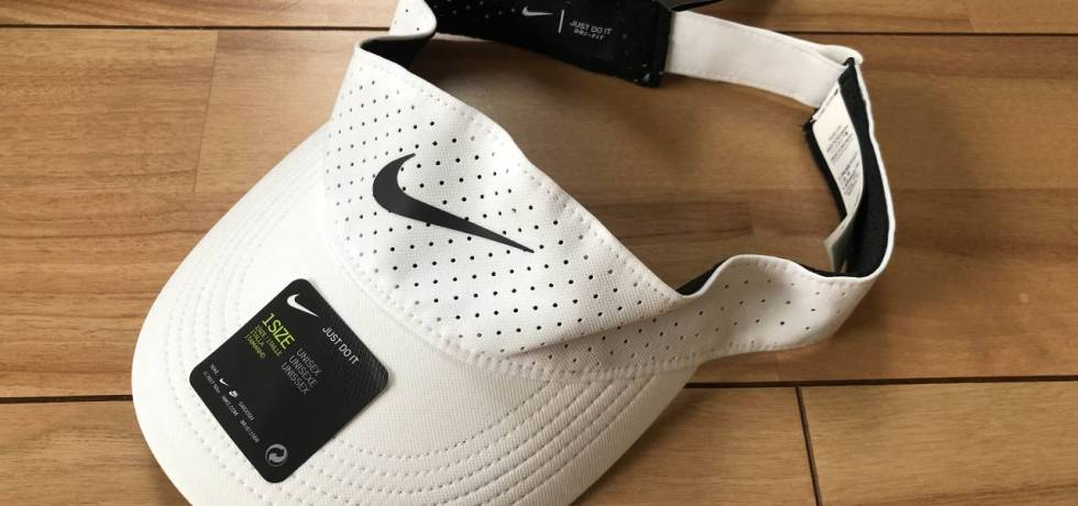 style of tennis nike court new sun visor 1
