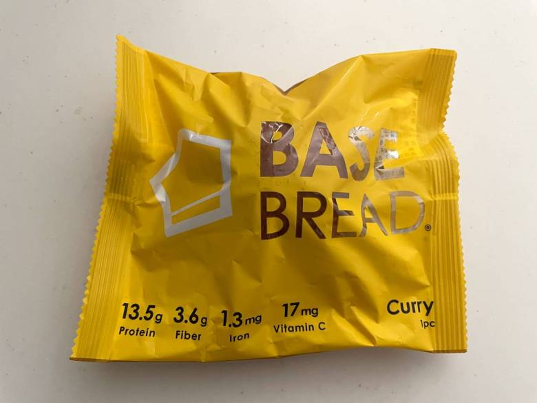 style of tennis base bread curry 1