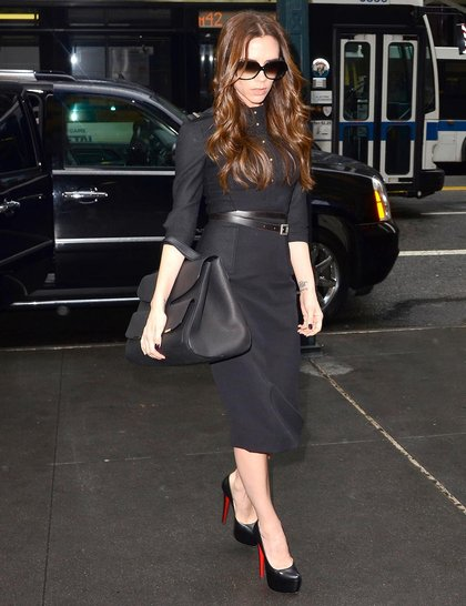 Celebrity, Fashion, Style Icon, Victoria Beckham, street Style, Style, Fashion Photography