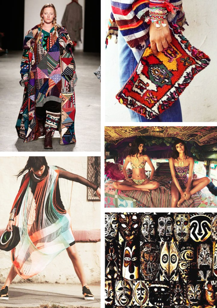 Tribal Art, Fashion, Style, fashion trend, Fashion inspiration, photography, fashion magazine, vogue, wgsn, prints and patterns, tribal pattern
