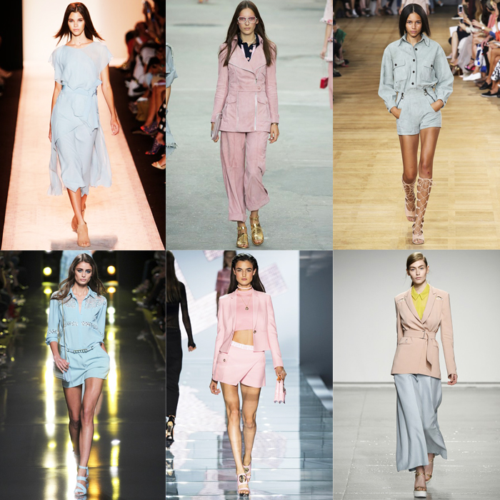 Fashion, Style, Fashion Magazine, Spring Summer 2015 Fashion Trends, Runway Fashion Trends, Spring/Summer 2015 Runway styles, Summer Fashion, Fashion Designers, Ready To Wear Runway Fashion, pastel colours