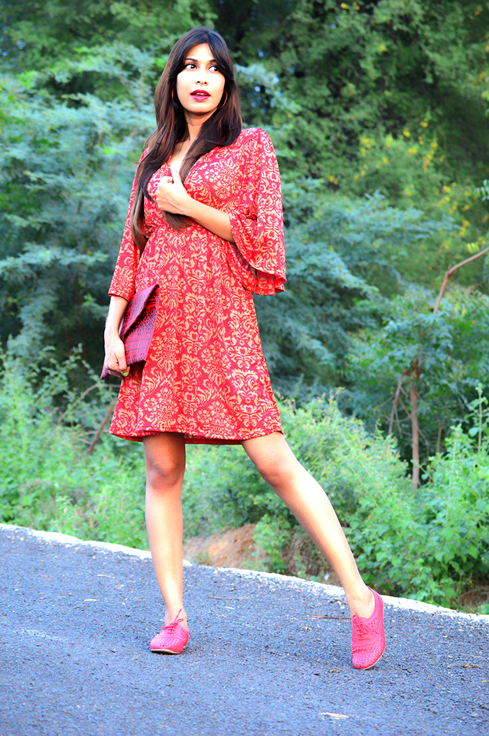 Fashion, Style, Fashion Photography, Street Style, Fashion Blogger, Indian Fashion Blogger, Style Over Coffee, Indian Fashion Blog, Printed Dress,