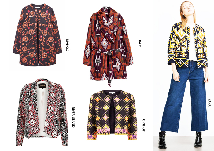 Fashion Style, Fashion Blogger, Indian Fashion Blog, Shopping, Winter Jackets, Photography, High-street fashion trends, Trendy Jackets, Embroidered Jacket, Printed Jacket, Patterned Jacket