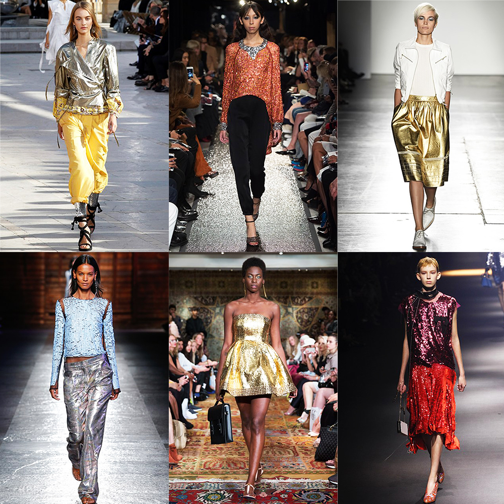 Fashion, Style, Indian Fashion Blogger, Style over coffee, Fashion trends, Runway Fashion Trends, Spring Summer 2016, Summer Fashion 2016, Spring Summer 2016 Fashion trends, Vogue UK, High Shine fabric for spring