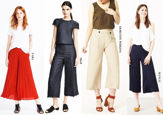 Fashion, Style, Indian Fashion Blog, Summer 2016 Fashion trends, High-street Fashion, Fashion Blogger, Summer Style, culotte styles for summer 2016