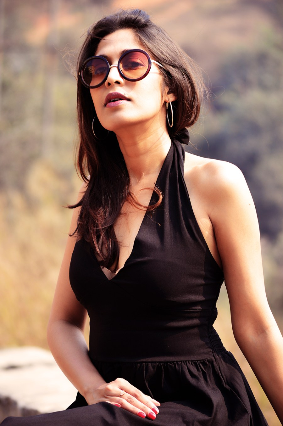Fashion, Beauty, Lifestyle, Style, Photography, Little Black Dress, Street Style, LBD, Indian Fashion Blogger-5