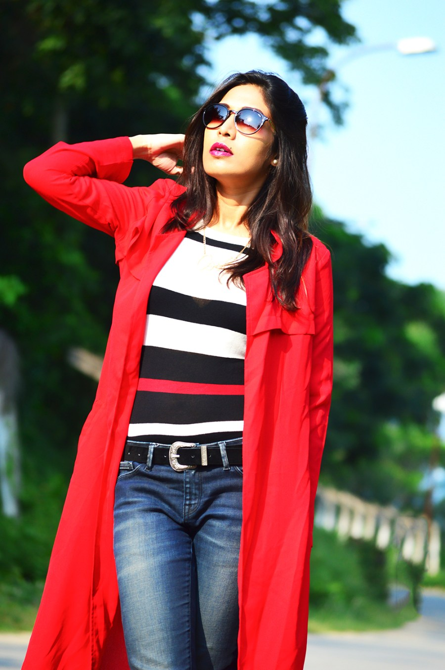 Fashion, Red Hot, Trench Coat, Style, Fashion Blogger, Photography, Street Style-6