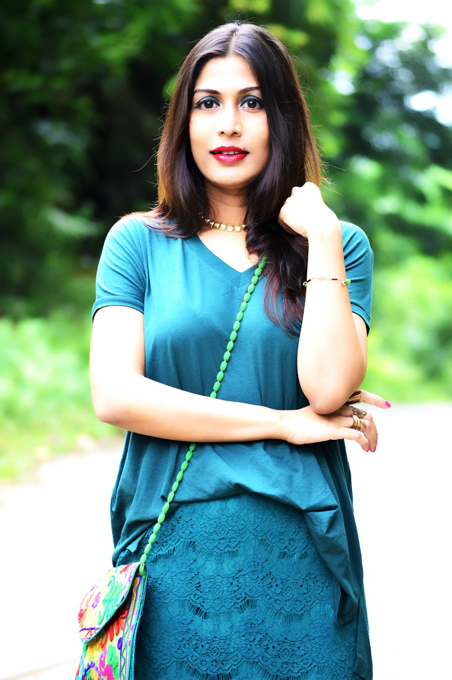 Fashion, Style, Photography, Green, Beauty, Lifestyle, Indian Fashion Blogger-2