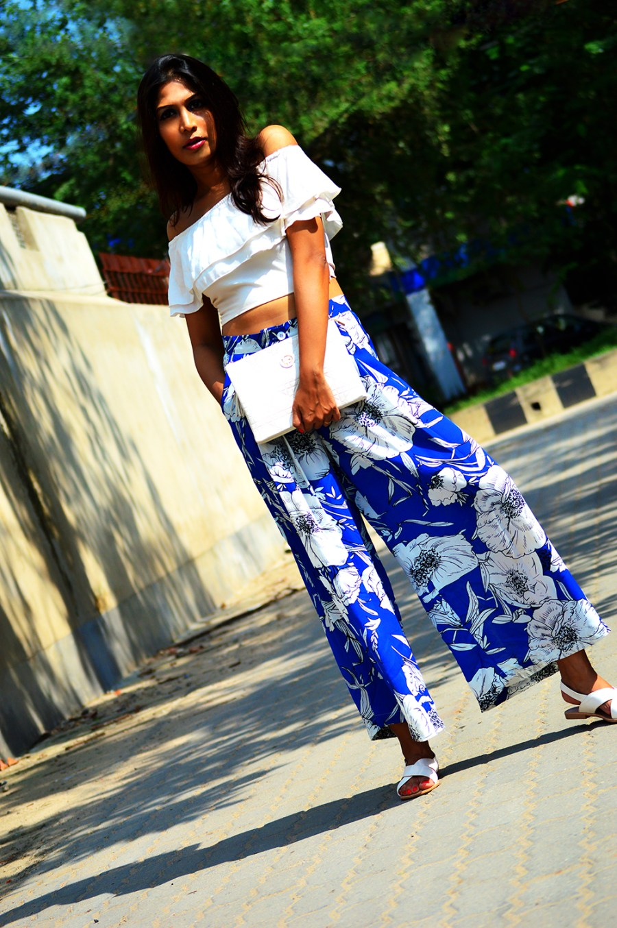 Fashion, Culottes, Style, Street Style, Indian Fashion Blogger, Photography, Blogger Style-1