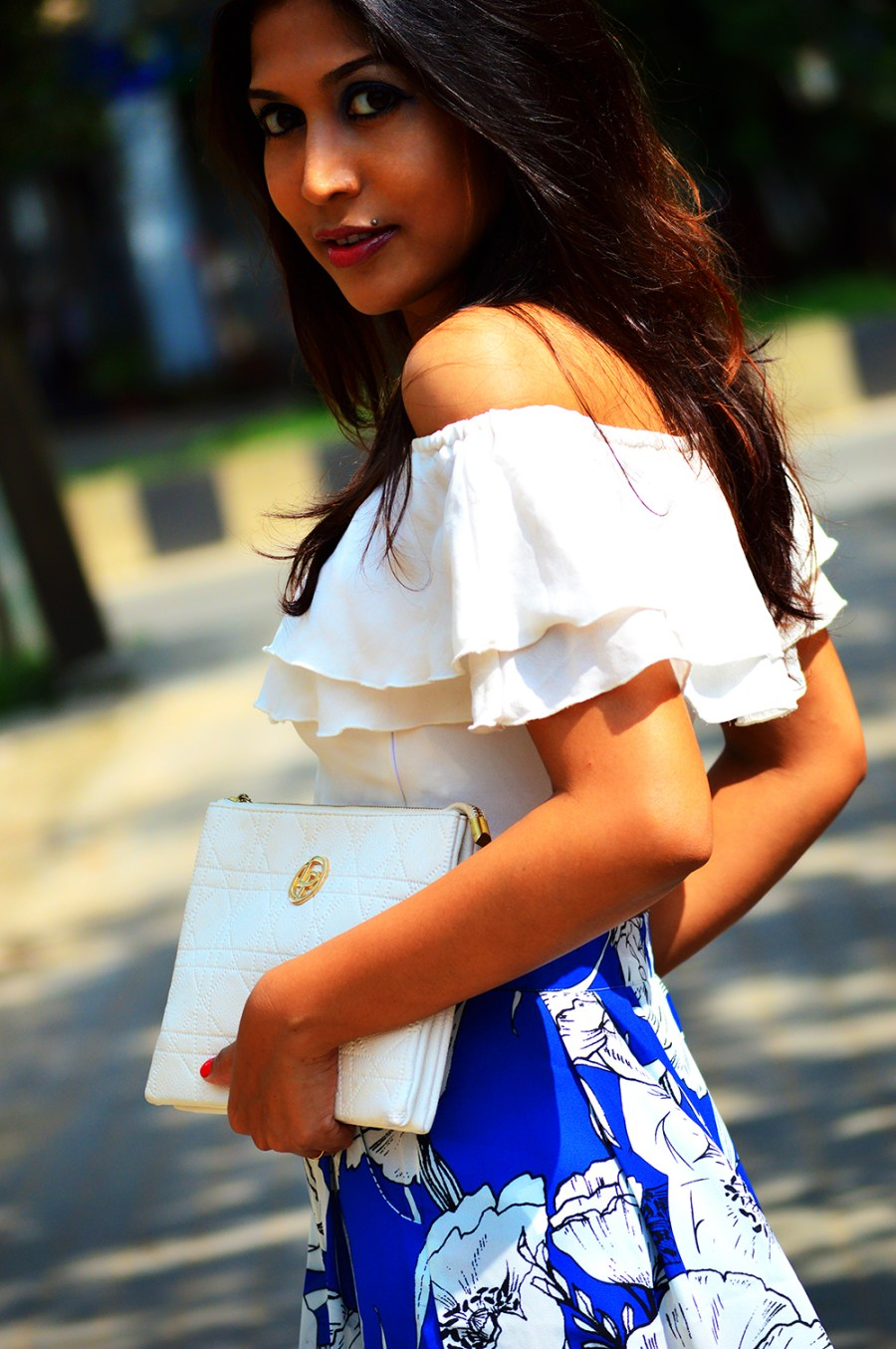 Fashion, Culottes, Style, Street Style, Indian Fashion Blogger, Photography, Blogger Style-5