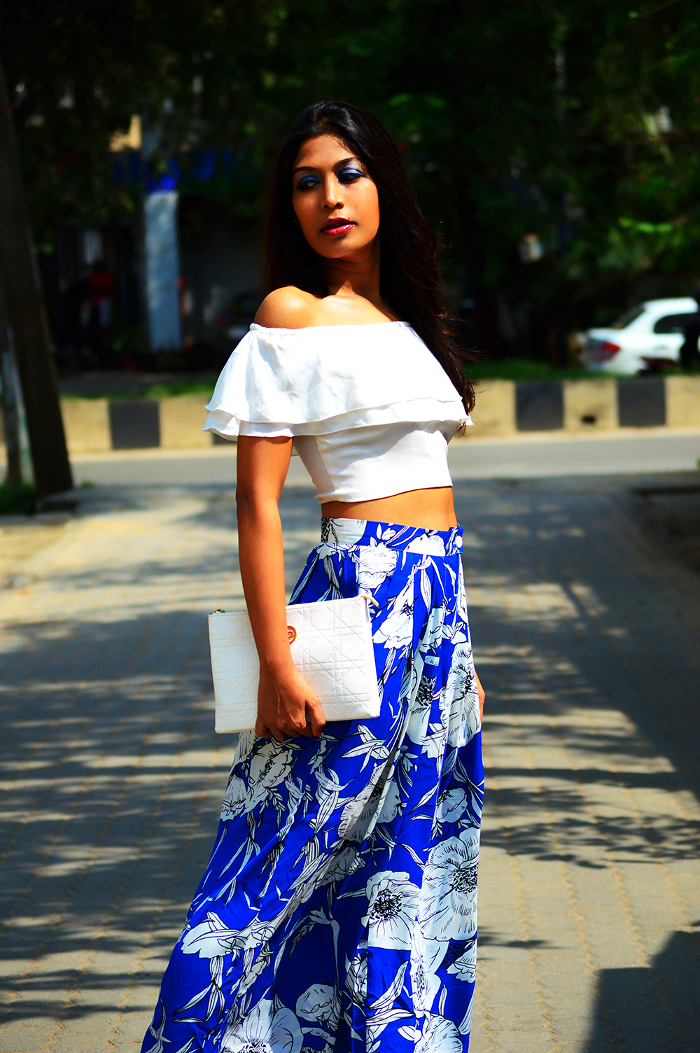 Fashion, Culottes, Style, Street Style, Indian Fashion Blogger, Photography, Blogger Style-4