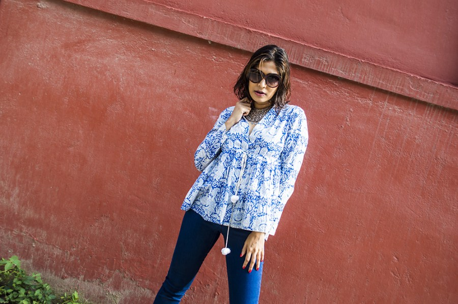 Fashion, Style, Bootcut denim, Indian Fashion Blogger, Retro Look, Beauty, Street Style, Photography, OOTD-4