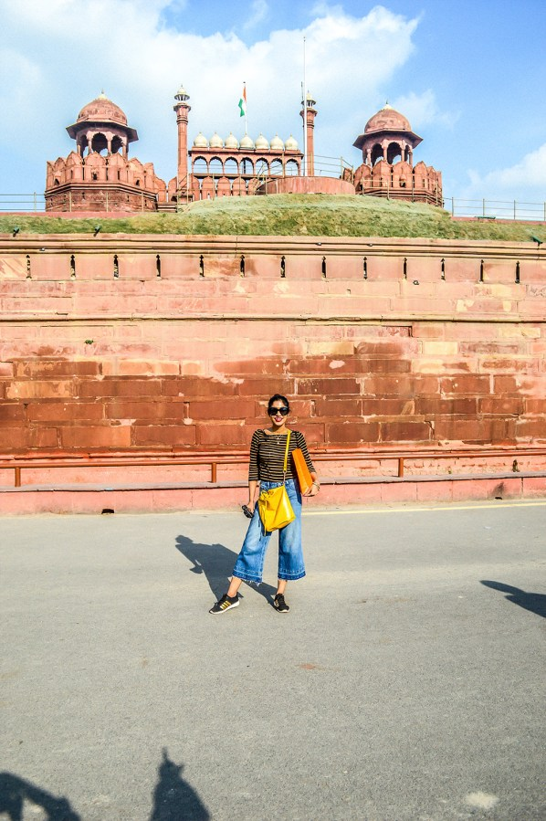 Delhi, Places to visit in Delhi, Things to do in Delhi, Travel, India Travel, Indian blogger, Style Over Coffee, Sarmistha Goswami, Old Delhi, Chandni Chowk, Th Red Fort-3