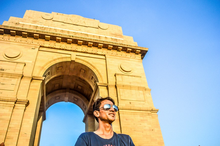 Delhi, Places to visit in Delhi, Things to do in Delhi, Travel, India Travel, Indian blogger, Style Over Coffee, Sarmistha Goswami, India Gate, Raj Path-4
