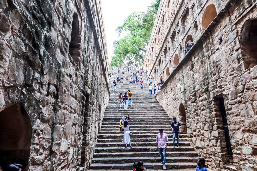 Delhi, Places to visit in Delhi, Things to do in Delhi, Travel, India Travel, Indian blogger, Style Over Coffee, Sarmistha Goswami, Agrasen ki Baoli, PK movie-1