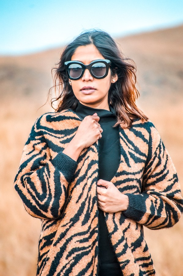 Tiger Print, Fashion, Street Style, Blogger Style, Travel, Cherrapunji, Fashion Blogger-6