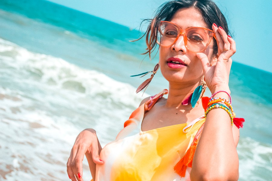 spring 2020, maxi dress, summer style, beachwear, fashion influencer, Indian fashion blogger-3