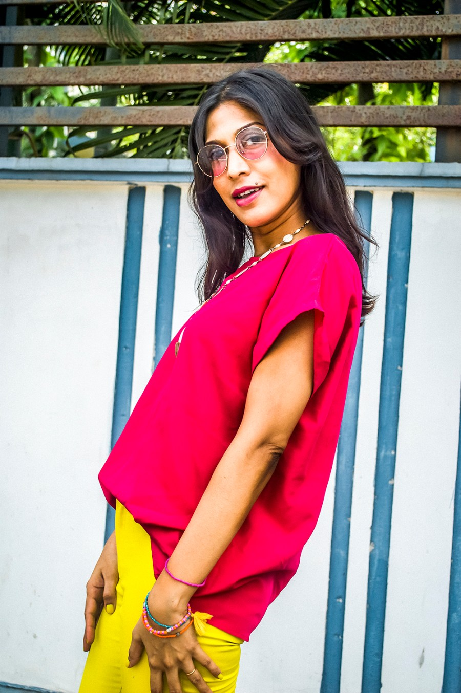 Colors, Fashion Blogger, Summer Style, Colorful Outfit-1