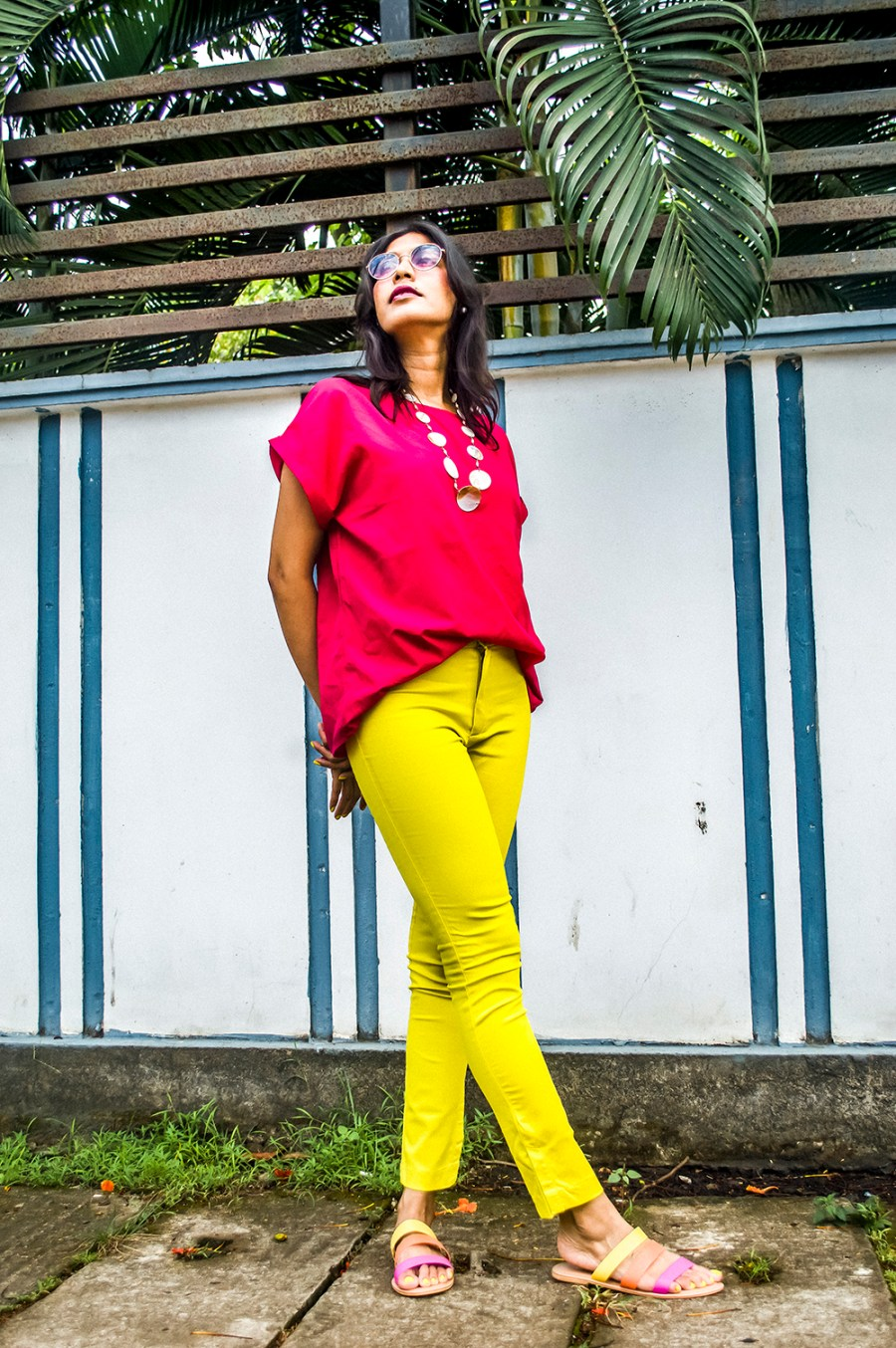 Colors, Fashion Blogger, Summer Style, Colorful Outfit-2