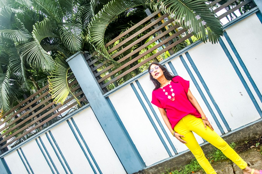 Colors, Fashion Blogger, Summer Style, Colorful Outfit-4