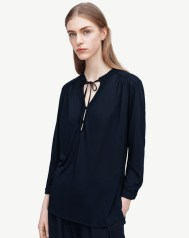 Filippa K String blouse top black