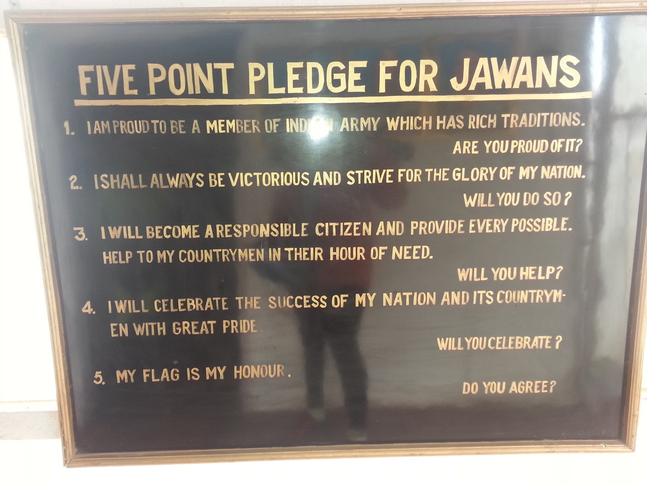 Salute to the Jawans..Thank you